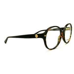 Michael Kors Cats Eye Style Dark Tortoise Frame